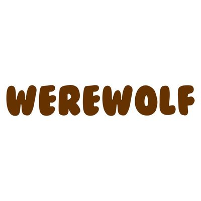 Werewolf  -  Dr Pepper and Strawberry